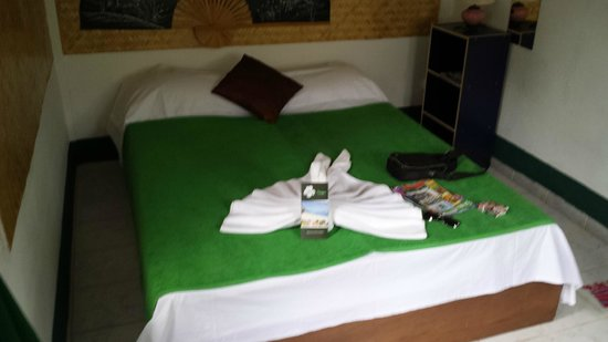Green Canyon Hip & Cheap Resort : La chambre numéro 2