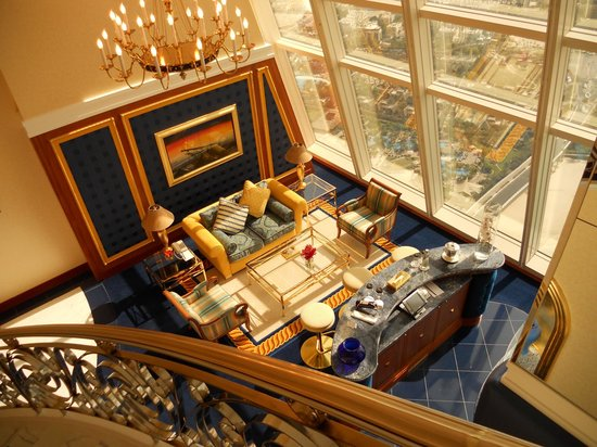 Living Room Picture Of Burj Al Arab Jumeirah Dubai