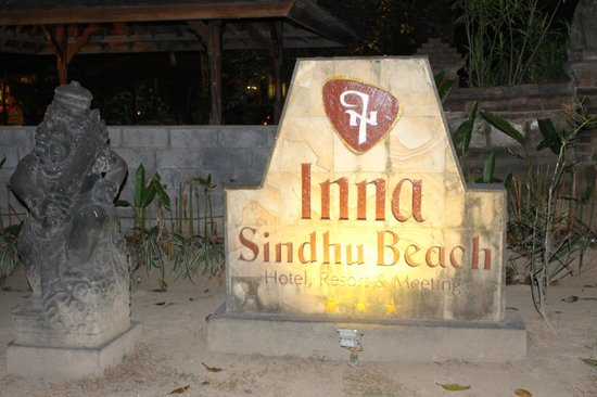 Inna Sindhu Beach.....good hotel