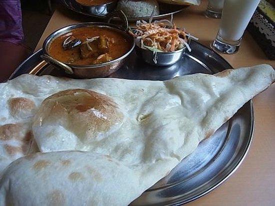 インディアンレストラン アールティ>