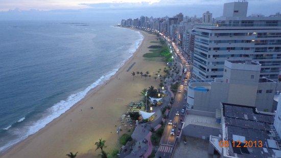 Quality Suites Vila Velha : Praia da costa