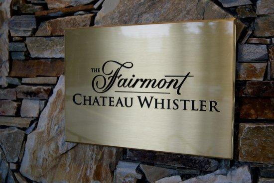 Fairmont Chateau Whistler Resort: Another beautiful Fairmont!