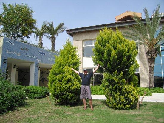 Sural Resort: на территории