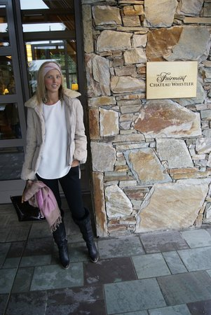 Fairmont Chateau Whistler Resort: Loved this hotel..