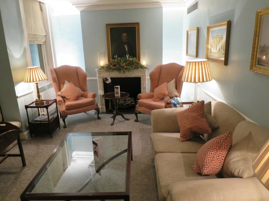 Dukes Hotel: La sala del thé
