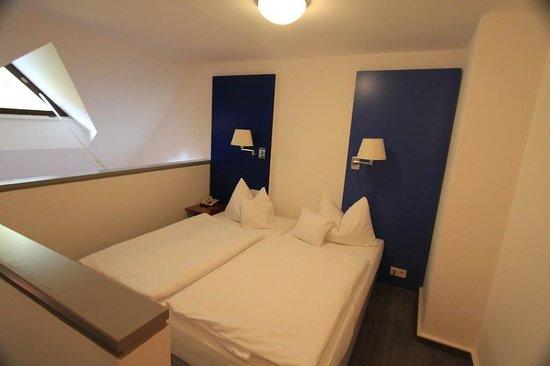 Schloss Eckberg: room
