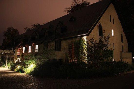 Schloss Eckberg: hotel