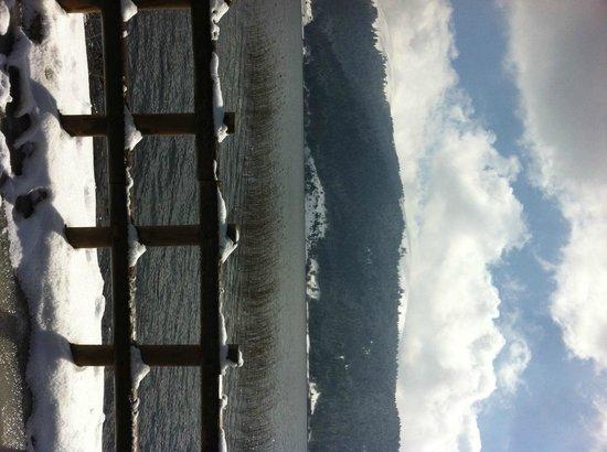 Buyuk Abant Oteli: abant gölü