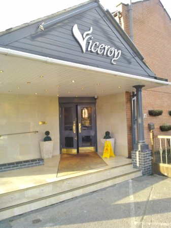 Viceroy Duffield: Viceroy entrance