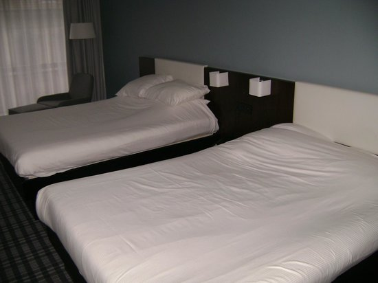 Antwerp City Hotel: Lits king size