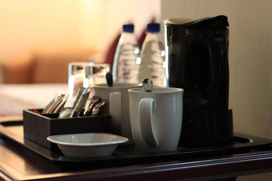 The Arusha Hotel: Tea Service