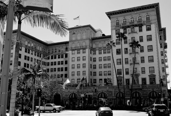 Beverly Wilshire Beverly Hills (A Four Seasons Hotel) : the hotel