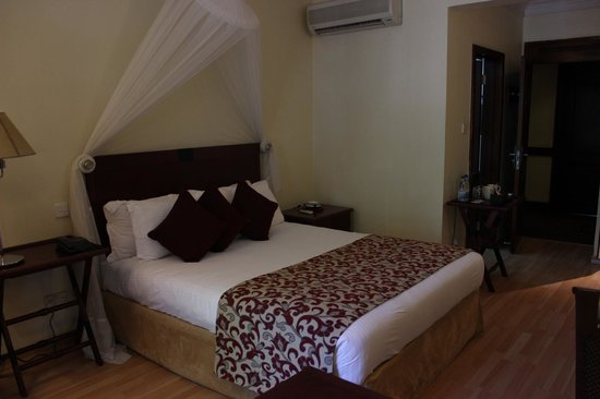 Four Points by Sheraton Arusha, The Arusha Hotel: Bedroom
