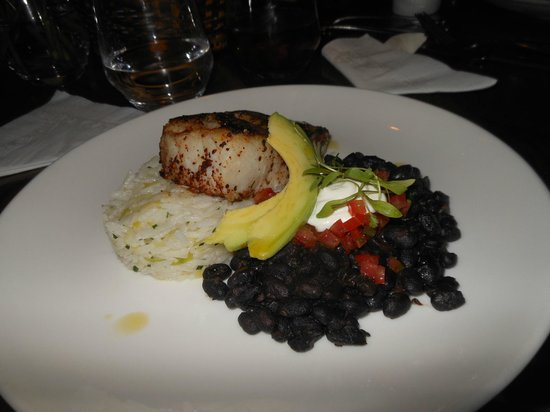 The Table : Roast fish with black beans