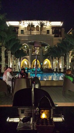 Palace Downtown: Night at the palace