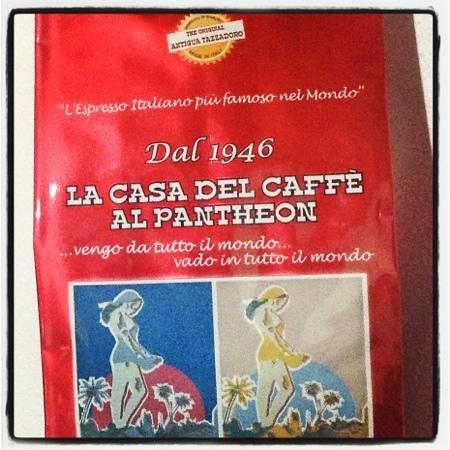 La Casa del Caffe Tazza d Oro: La Casa del Caffe' al Pantheon
