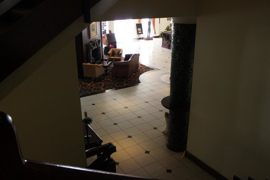 Four Points by Sheraton Arusha, The Arusha Hotel: Lobby