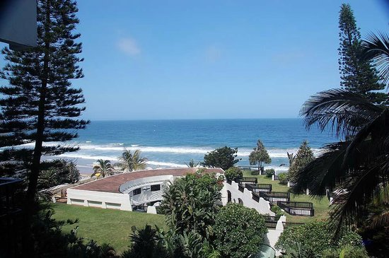 Cabana Beach Resort: Udsigt over Det Indiske Ocean