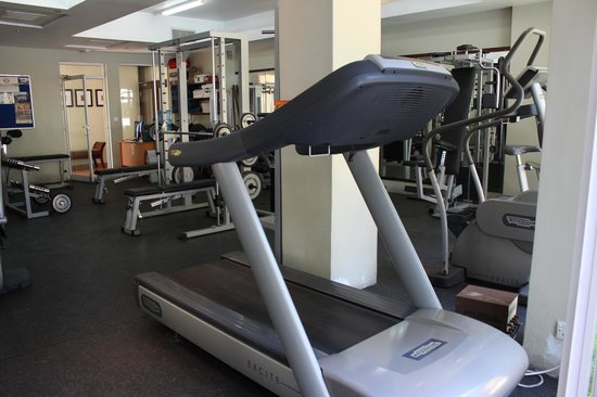 The Arusha Hotel: Fitness Room
