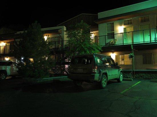 Black Canyon Motel: the motel