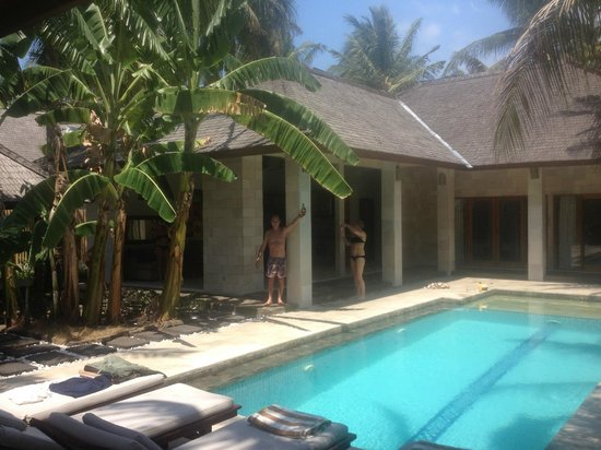 Kelapa Luxury Villas: no words