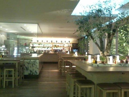 Vapiano: Restaurant interior