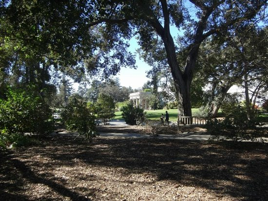 The Huntington Library, Art Collections and Botanical Gardens: 庭園
