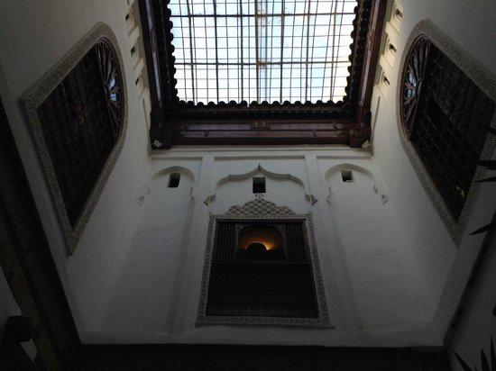 Dar el Ma: Roof