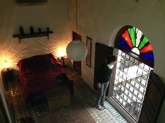 Dar el Ma: Room