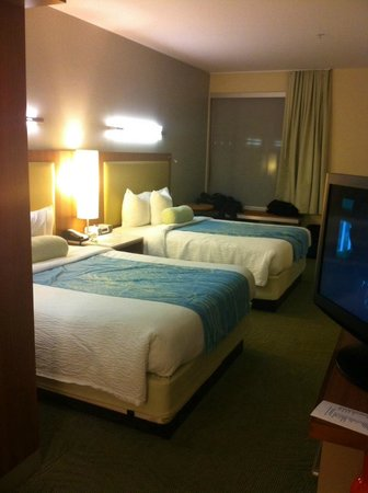 SpringHill Suites Wenatchee: room
