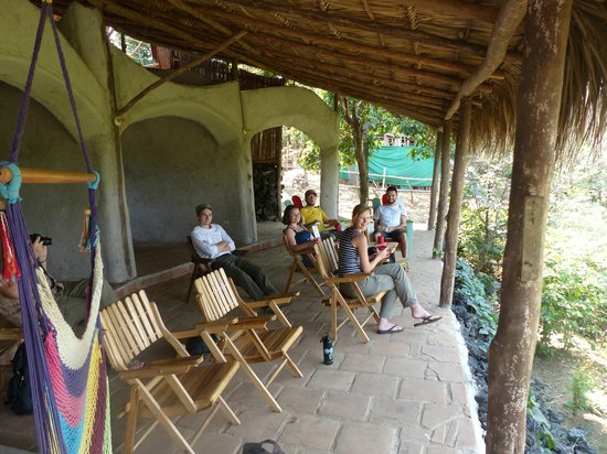 La Mariposa Spanish School and Eco Hotel: Study Center