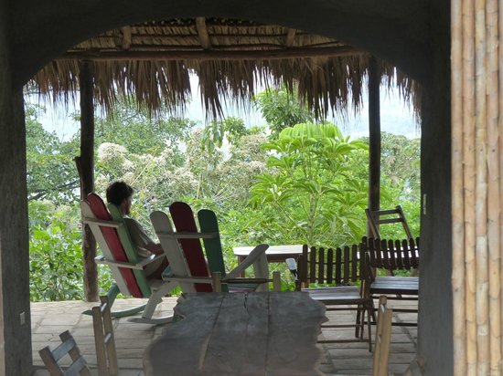 La Mariposa Spanish School and Eco Hotel: relaxing at the Study Center