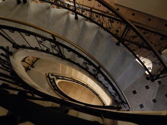 IBEROSTAR Grand Hotel Trinidad: hotel stair case