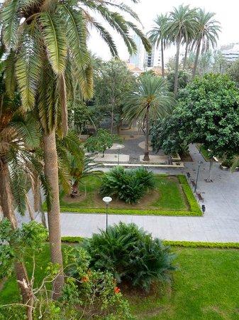 Santa Catalina Hotel : Vistas desde la habitación #433