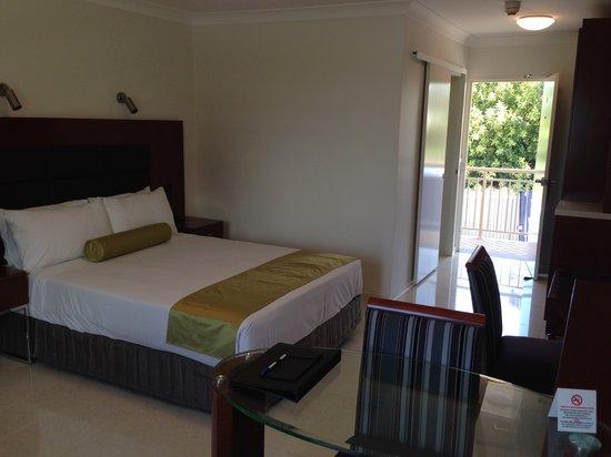 BEST WESTERN Casula Motor Inn: Standard Room