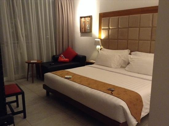 Fontana Hotel Bali: superior room