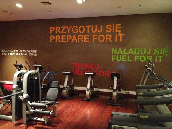 Fitness W Sheraton Spa Picture Of Patio Mare Apartments Sopot