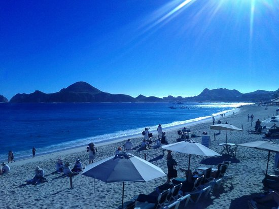 Villa del Arco Beach Resort & Spa Cabo San Lucas : Nice Weather always..