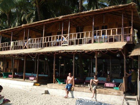 Fernandes Wooden Cottages : HOTEL