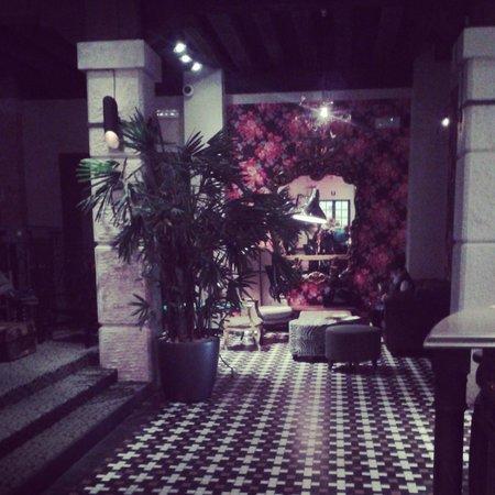 Generator Hostel Venice : Espace détente / hall de l'hôtel
