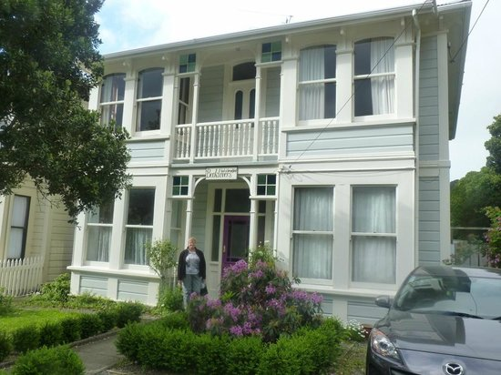 Booklovers Bed and Breakfast: Very nice B&B