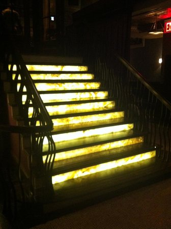 Walker Hotel Greenwich Village : nice steps