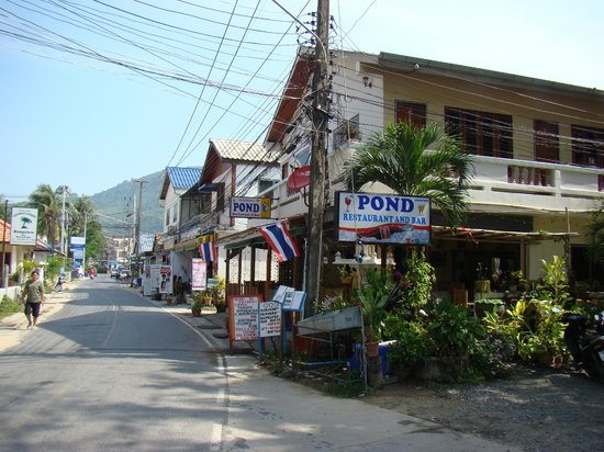Pond Restaurant : it was in 2008