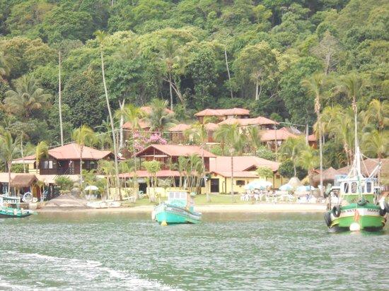 Portogalo Suite Hotel : Vista da Praia