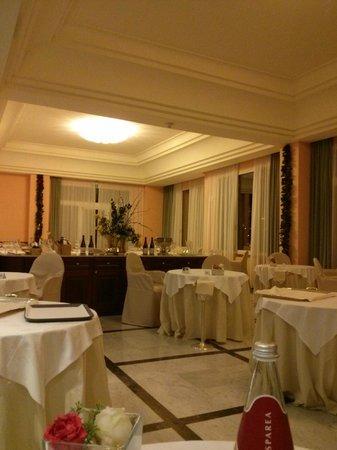 Grand Hotel Pigna Antiche Terme : Ristorante