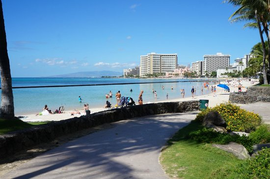 Hyatt Regency Waikiki Resort & Spa : Beachfront Honolulu