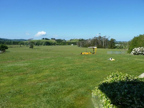 Warkworth Country Retreat: View at the country side