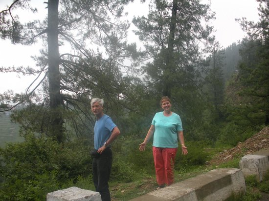 Kinner Camp Sangla: My guets from Germany