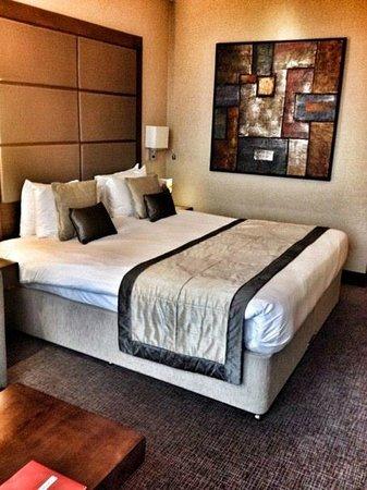 Grange Tower Bridge Hotel : Bedroom