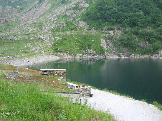 Entracque, Italie : Lago delle rovine